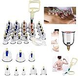 ABC Schröpfen Set (Cupping Set) Vakuum Massage mit...